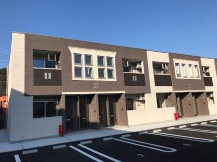 仮)小竹新築アパート2[1階]の外観