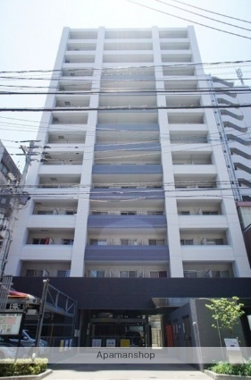 ピュアドームエクサイト博多[6階]の外観