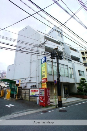 堀田ビル[502号室]の外観