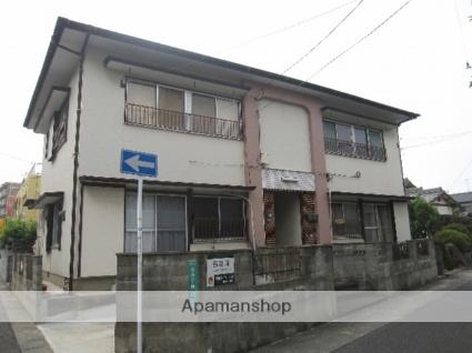 石友荘[201号室]の外観