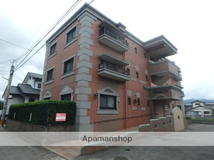 福岡県福岡市早良区重留7丁目の賃貸マンションの外観