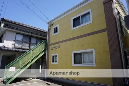 長崎県大村市竹松本町の賃貸アパートの外観