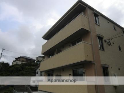 長崎県長崎市西山本町の賃貸アパートの外観