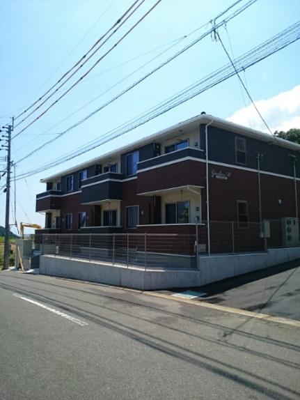 長崎県長崎市戸石町の賃貸アパートの外観