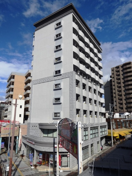 クレアール 京町[4階]の外観