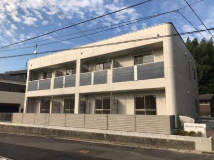 (仮)浦川内町新築アパート[202号室]の外観