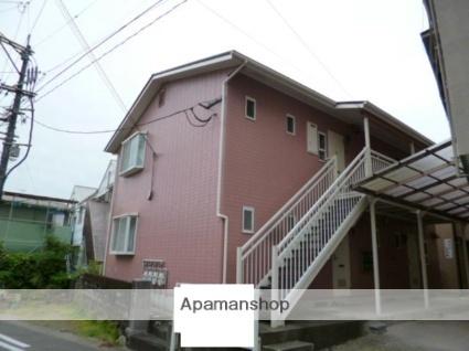 鶴寿荘[3号室]の外観