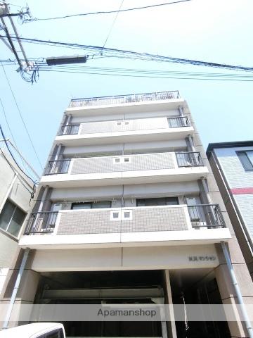MMマンション[3階]の外観