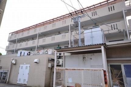 ネオハイム永田[302号室]の外観