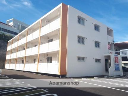 仮)T氏共同住宅[1-B号室]の外観