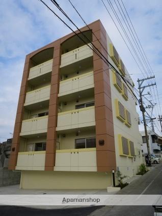 沖縄県浦添市字港川の賃貸マンションの外観