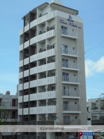沖縄県那覇市字国場の賃貸マンションの外観