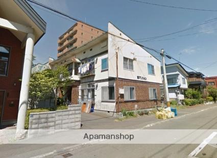 北海道札幌市中央区、幌平橋駅徒歩9分の築32年 2階建の賃貸アパート