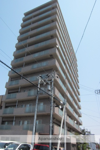 北海道札幌市中央区、西18丁目駅徒歩13分の築17年 13階建の賃貸マンション