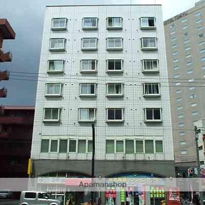 北海道札幌市中央区、すすきの駅徒歩9分の築28年 7階建の賃貸マンション