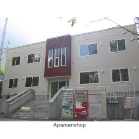 北海道札幌市中央区、西線16条駅徒歩20分の築11年 2階建の賃貸アパート