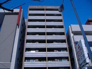 北海道札幌市中央区、西18丁目駅徒歩5分の築12年 11階建の賃貸マンション
