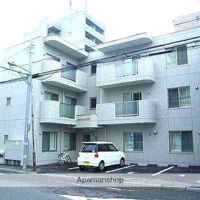 北海道札幌市中央区、幌平橋駅徒歩10分の築11年 3階建の賃貸マンション