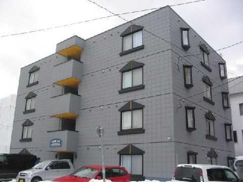 北海道札幌市中央区、中島公園駅徒歩10分の築14年 4階建の賃貸マンション