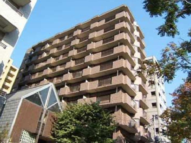 北海道札幌市中央区、桑園駅徒歩13分の築31年 10階建の賃貸マンション