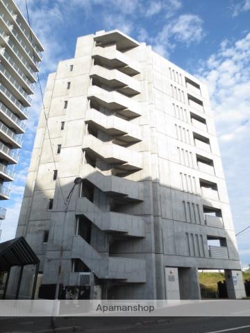 北海道札幌市中央区、バスセンター前駅徒歩11分の築12年 9階建の賃貸マンション