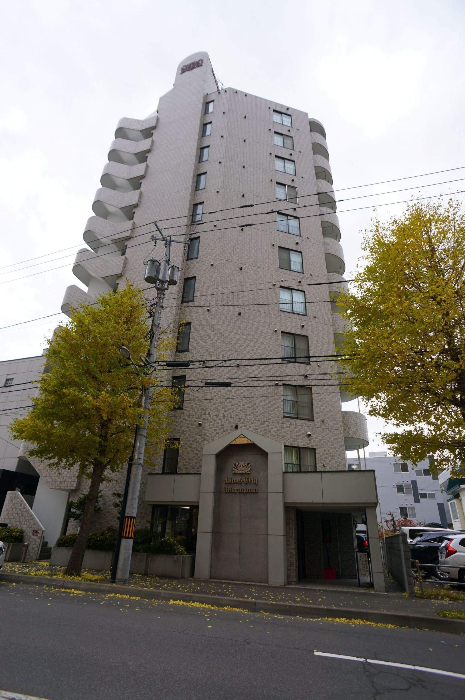 ライオンズシティ円山