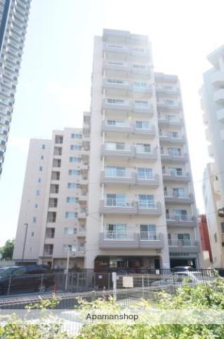 北海道札幌市中央区、中島公園駅徒歩4分の築41年 10階建の賃貸マンション