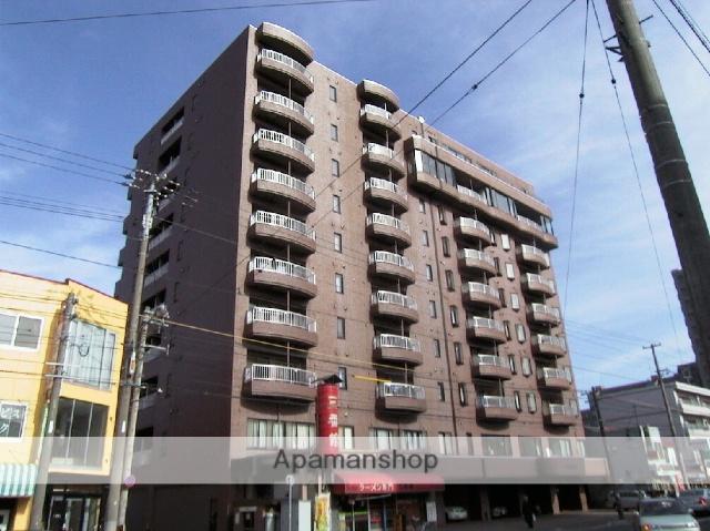 北海道札幌市中央区、西線11条駅徒歩6分の築28年 10階建の賃貸マンション