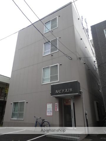 北海道札幌市中央区、西11丁目駅徒歩10分の築18年 4階建の賃貸マンション