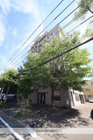 北海道札幌市中央区、幌平橋駅徒歩10分の築14年 8階建の賃貸マンション