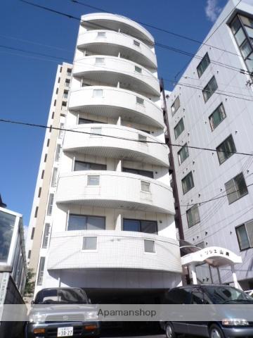 北海道札幌市中央区、西線11条駅徒歩6分の築28年 7階建の賃貸マンション