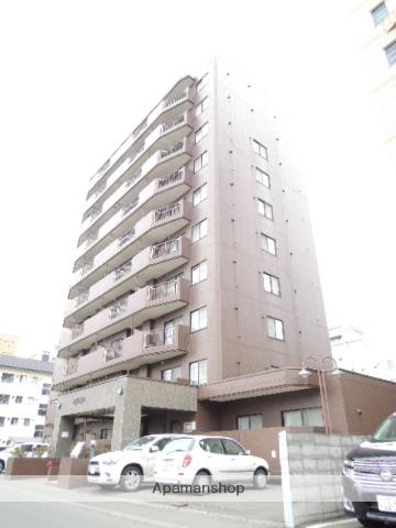 北海道札幌市中央区、西18丁目駅徒歩5分の築25年 10階建の賃貸マンション