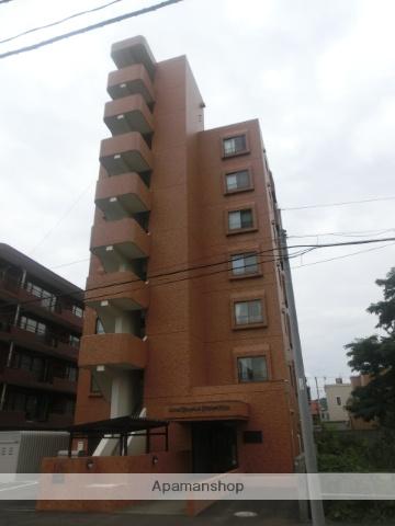 北海道札幌市中央区、ロープウェイ入口駅徒歩5分の築27年 7階建の賃貸マンション
