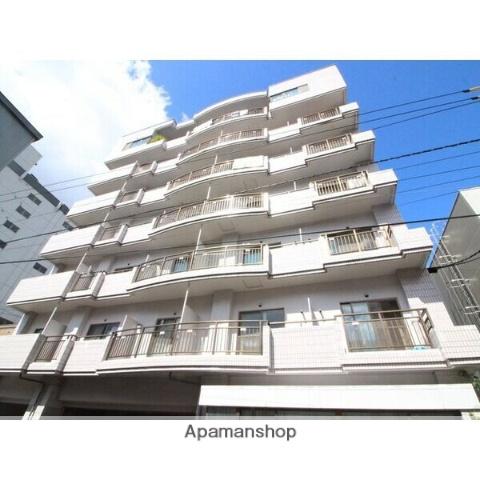 北海道札幌市中央区、西11丁目駅徒歩7分の築28年 7階建の賃貸マンション