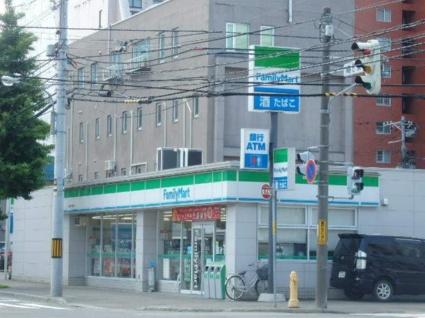 セルベッサ札幌レジデンス[1LDK/35.58m2]の周辺7