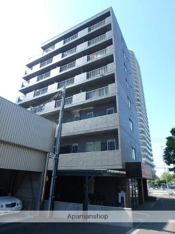 北海道札幌市中央区、苗穂駅徒歩12分の築30年 8階建の賃貸マンション