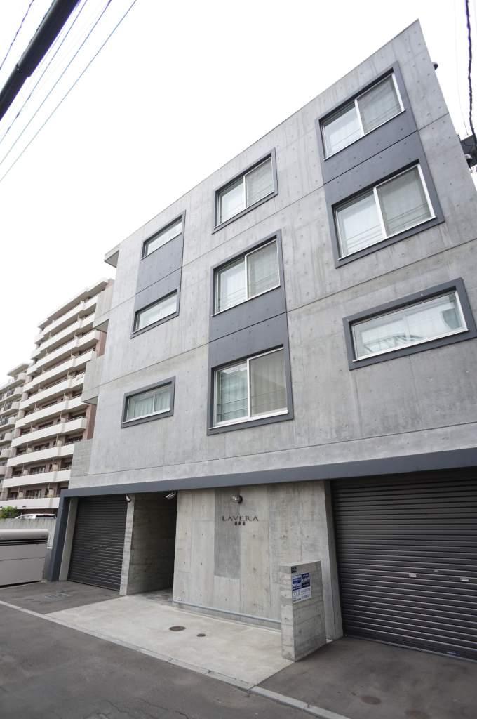 北海道札幌市中央区、円山公園駅徒歩9分の築1年 4階建の賃貸マンション