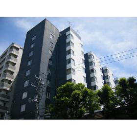 北海道札幌市中央区、中島公園駅徒歩4分の築43年 11階建の賃貸マンション