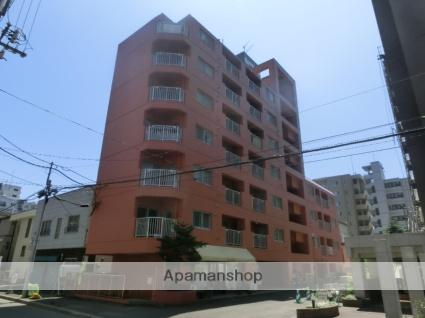 北海道札幌市北区、西28丁目駅徒歩14分の築26年 10階建の賃貸マンション