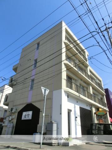北海道札幌市中央区、西28丁目駅徒歩16分の築29年 4階建の賃貸マンション