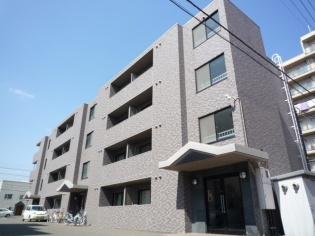 北海道札幌市中央区、幌平橋駅徒歩11分の築15年 4階建の賃貸マンション