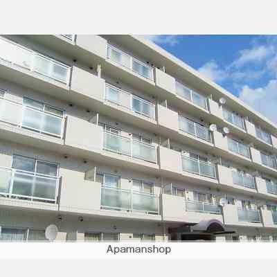 北海道札幌市中央区、石山通駅徒歩15分の築27年 7階建の賃貸マンション