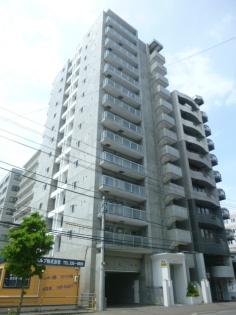 北海道札幌市中央区、札幌駅徒歩5分の築10年 14階建の賃貸マンション