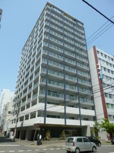 北海道札幌市中央区、バスセンター前駅徒歩2分の築11年 15階建の賃貸マンション