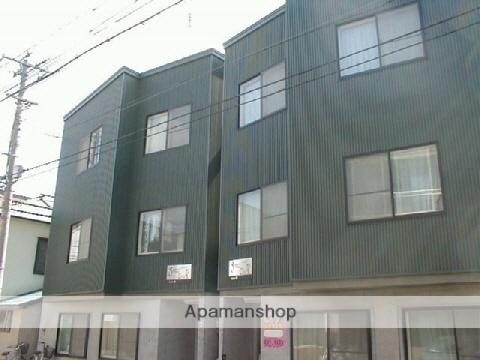 北海道札幌市中央区、西11丁目駅徒歩11分の築16年 3階建の賃貸アパート