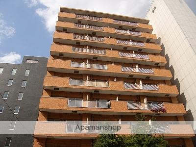 北海道札幌市中央区、西11丁目駅徒歩2分の築33年 10階建の賃貸マンション