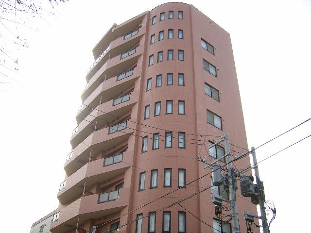 北海道札幌市中央区、二十四軒駅徒歩15分の築10年 10階建の賃貸マンション
