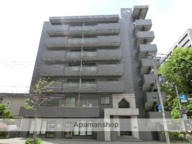 北海道札幌市中央区、桑園駅徒歩14分の築25年 7階建の賃貸マンション