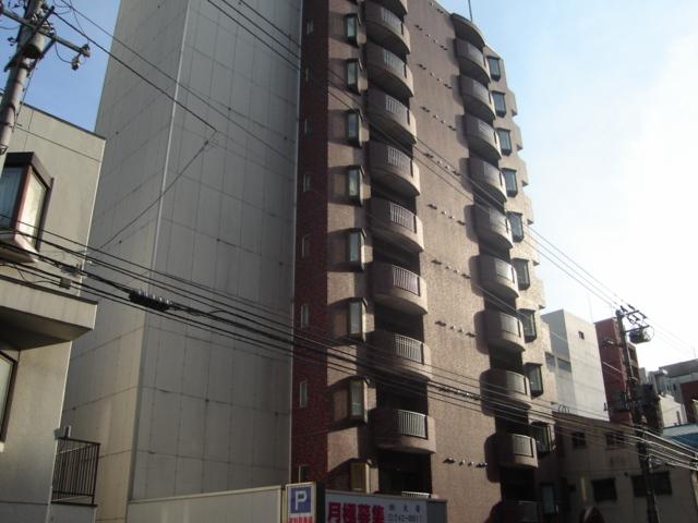北海道札幌市中央区、西18丁目駅徒歩5分の築26年 11階建の賃貸マンション