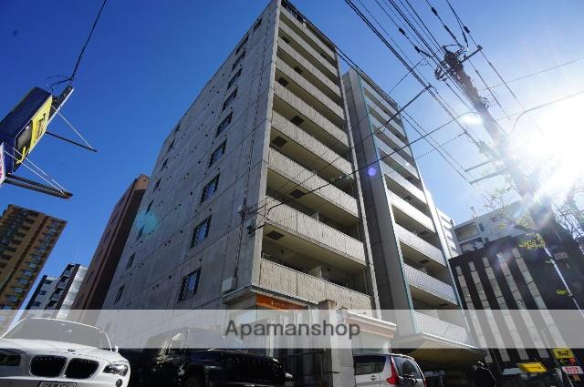 北海道札幌市中央区、西11丁目駅徒歩6分の築12年 10階建の賃貸マンション